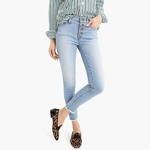 ✨ SUNDAY FUNDAY NEW High Rise Toothpick Jeans